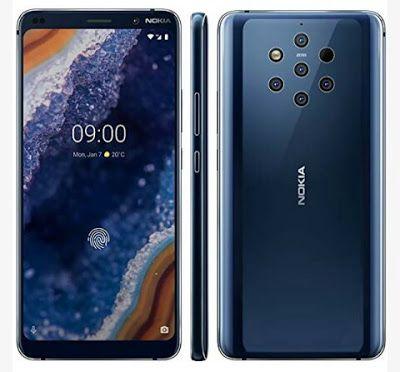 Nokia 9 Pureview 5 Camera Smartphone Nokia Phone Nokia Smartphone