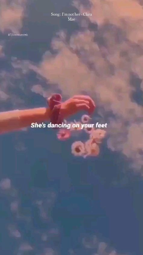 Song : I'm not her - Clara Mae