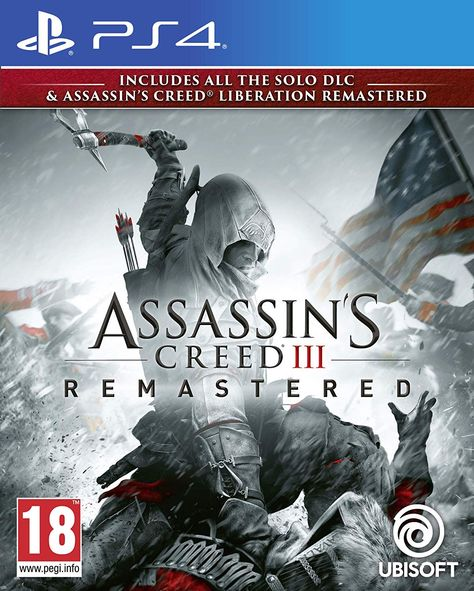 Assassin S Creed Iii Remastered Includes Assassin S Creed