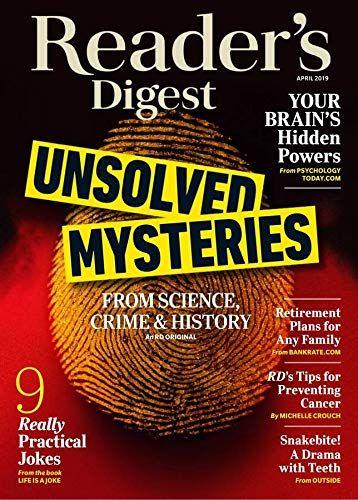 Reader's Digest: @Amazon com: Magazine Subscription