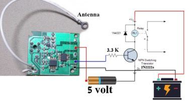 Rc Circuit Board Diagram - Wiring Diagrams Home on