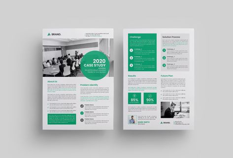 Case Study Template   WOT analysis templates