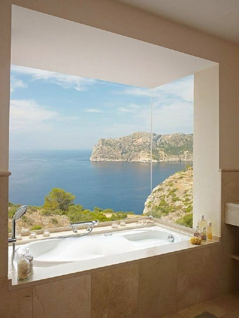You Need To Steal These 10 Bathroom Ideas With Amazing View As Soon As Possible