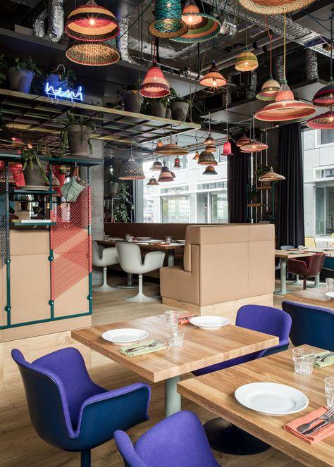 179 best Restaurants Bars Clubs images on Pinterest Bakery - innovatives decken design restaurant