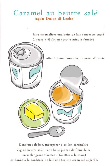 Caramel au beurre salé 2