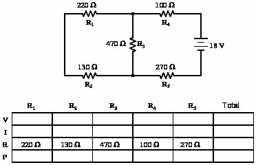 50 Series And Parallel Circuits Worksheet In 2020 With Images