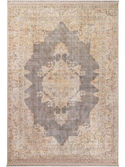 Siljan Printed Rug Beige 60005403 By