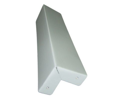 Dot Metal 10048 Smooth Siding Outside Corners 12 In At Sutherlands Siding Lap Siding Metal Products