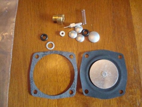 1199 Tecumseh Carburetor Repair Kit 631893a Diaphragm Type Oem