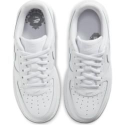 Nike Force 1 Schuh Fur Jungere Kinder Weiss Nike Source By Ladenzeile Shoes Drawing In 2020 Nike Force Nike Force 1 Shoes Drawing