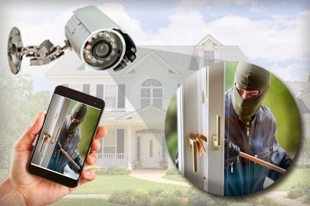 Want To Protect Your Family With A Home Surveillance System Think Smart Securi Home Security Systems Wireless Home Security Systems Best Home Security System
