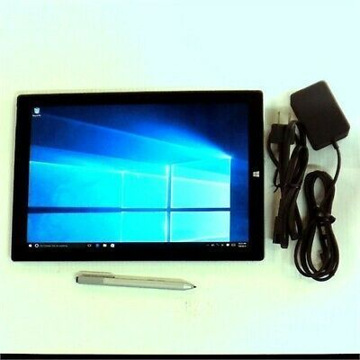 Microsoft Surface Pro 3 Tablet 12 Inch 128 Gb In 2020 Microsoft Surface Pro Microsoft Surface Surface Pro 3