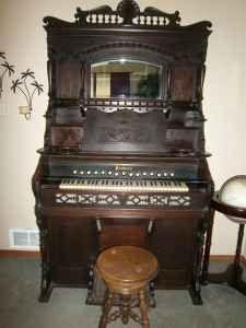 My Antique Pump Organ! $700.