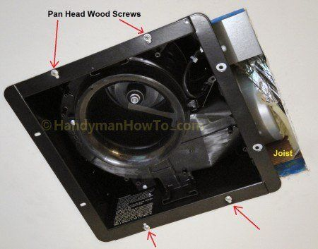 Panasonic Whisperceiling Fv 11vq5 Exhaust Fan Drywall Ceiling Installation Attic Renovation Attic Flooring Attic Remodel