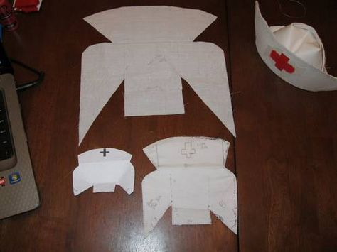 Pattern for hats
