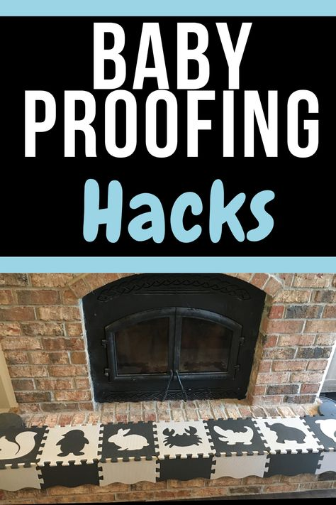 Baby proofing Hacks & Ideas: Including how to baby proof sharp corners, stairs, cabinets, & a baby proof fireplace DIY! Yes, you can have a legit work from home job! Legit Work From Home, Work From Home Jobs, Baby Safety, Child Safety, Safety Tips, Safety Bed, Mom And Baby, Baby Love, Mama Baby