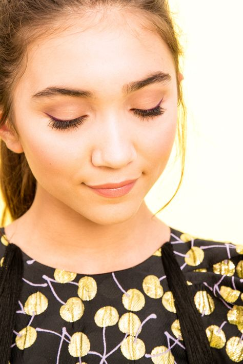 """I am not shy to speak my mind on anything, and I encourage my fans to be the same. I want teens my age to know that they have a voice and it should not be silenced,"" she writes on her Instagram blog page. #feminism #women #teensRowan Blanchard Of 'Girl Meets World' Pens Important Essay About Feminism"