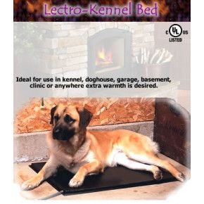 Lectro Kennel Heated Dog Pads Dog Pads Kennel Cool Dog Beds