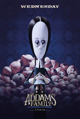 The Addams Family 2019 Trailers Tv Spots Clips Featurettes Images And Posters Addams Family Movie Addams Family Poster Addams Family Cartoon