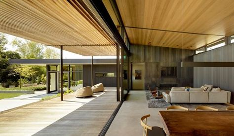 Ideas Of Mill Valley Residence by Aidlin Darling Architects Design Picture