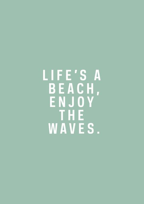 Life's a beach, especially this weekend it will be! 🌴