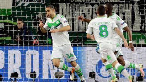 Wolfsburgs Führung gegen Real durch Rodriges