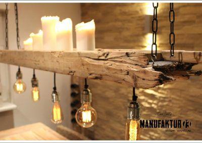 3 Gross Retro Lampe Bauen Mit Holz Lampe