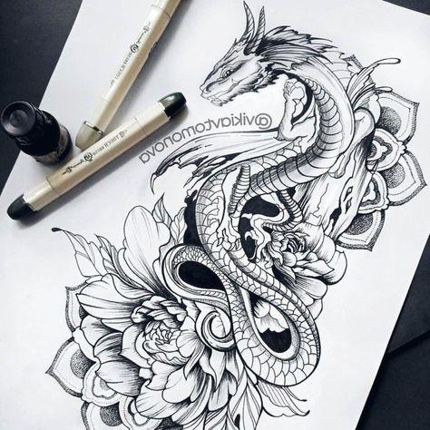 - List of the most beautiful tattoo models