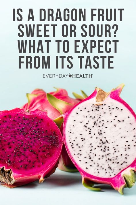 Although dragon fruit may not feature regularly on your grocery list, this brightly colored fruit, with its white flesh and black seeds, may be worth a taste if you're looking to change things up.