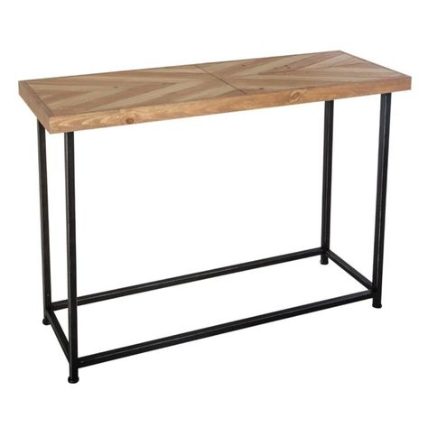 Interior Design Table Bois Metal Console En Bois Metal Ah18 Capsules Table Metal 01w006625a Canape Convertible Cm Acheter Angle Home Decor Table Console Table