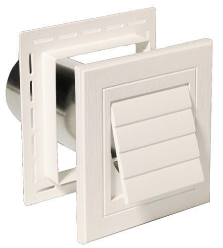 Snow White Dryer Vent Mounting Block Dryer Exhaust Mounting Blocks Dryer Vent