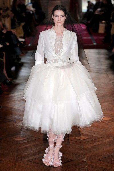 Alexis Mabille Spring 2009 Couture Fashion Show