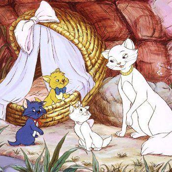 Tipos De Llantos Del Bebe Aristogatos Dibujos De Disney Fondo De Pantalla De Dibujos Animados