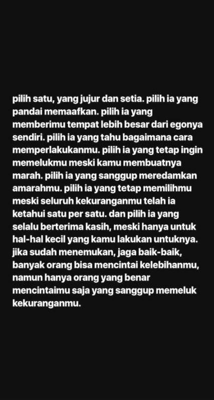 28 New Ideas For Quotes Indonesia Cinta Baper Quotes Kata Kata