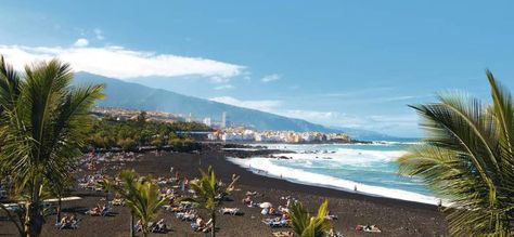 REVEL IN THE EUPHORIC BEACH TOWNS OF CANARY ISLANDS
