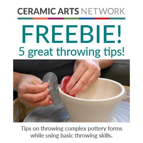 Ceramics Monthly Daily Poat