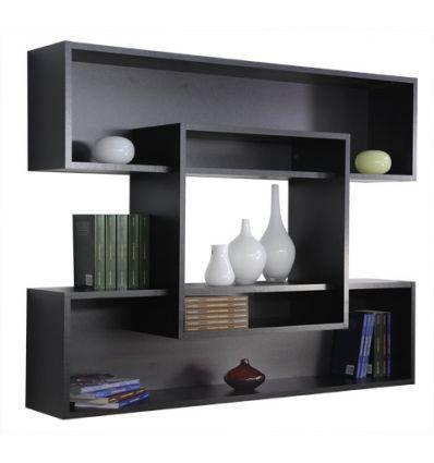 Librerie Da Muro Moderne.Libreria Da Parete Scaffale Mensola A Muro Design Moderno