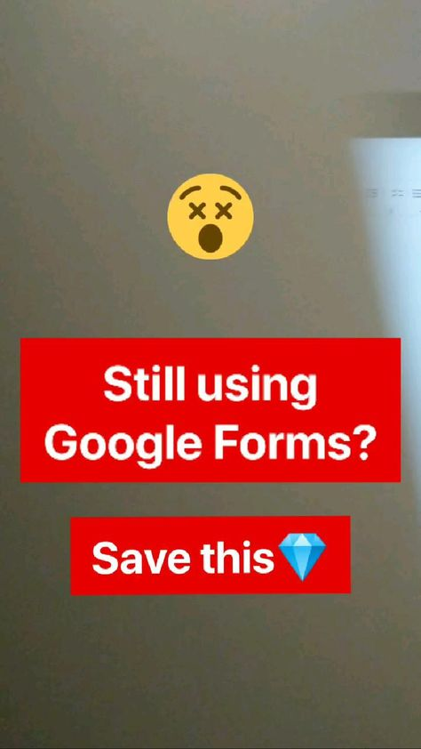 Google Form is outdated, Use this instead 🚀