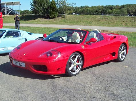 73 Ferrari 360 Spider 2005 Ferrari 360 Ferrari Product Launch