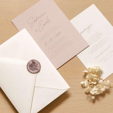 Partecipazioni Matrimonio Nozze Testo Originali Eleganti Semplici Ceralacca Minimal Moderne Vintage Nel 2020 Porta Segnaposto Partecipazione Di Matrimonio Matrimonio