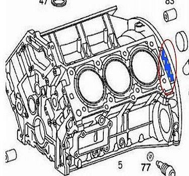 Solve the Mercedes-Benz Crankshaft Position Sensor Problem