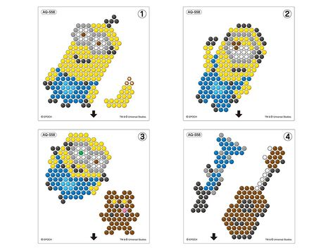 99 Aquabeads Ideas Aqua Beads Beading Patterns Water Beads
