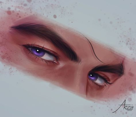 Rhysand & Feyre - arz28art: Oh, you know.