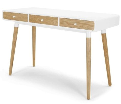 Esme Desk, Ash | Made.com | Work Space | Pinterest | Ash, Bureaus And Desks