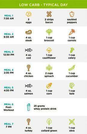 medicaid diet meal plan