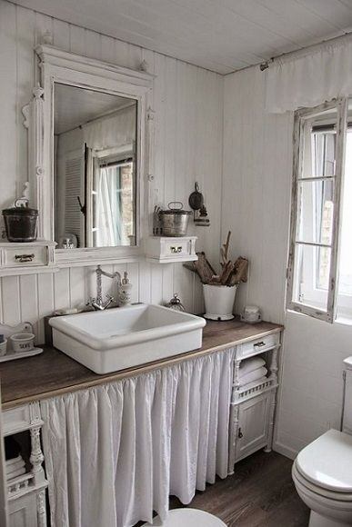 New Bathroom Countertop Ideas Bathroom Farmhouse Style Shabby Chic Bathroom Bathroom Styling