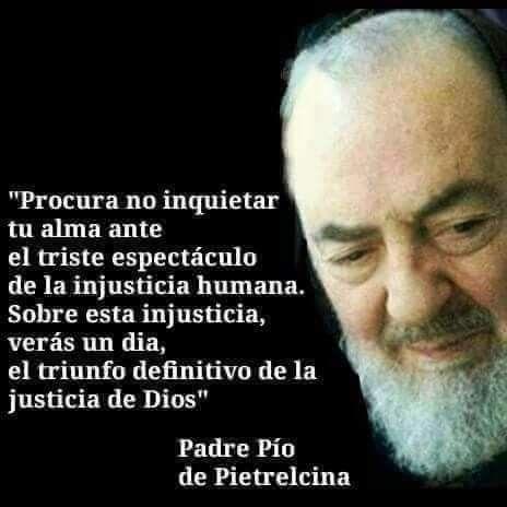 Porque Así Es Imagenes Del Padre Pio Frases De Padre Pio