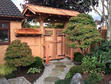 Yokoso Japanese Gardens Japanse Tuin Tuin Poorten Achtertuinideeën