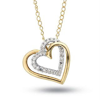 hearts necklaces - Instyle Fashion One