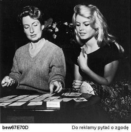 """-Anne Marie""""Toty"""" Mucel (mere de) BRIGITTE BARDOT"""